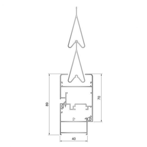 Inoform-F40-PERSIANA_section
