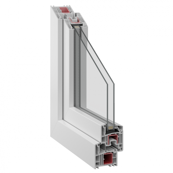 Inoform uPVC 70MD profile system