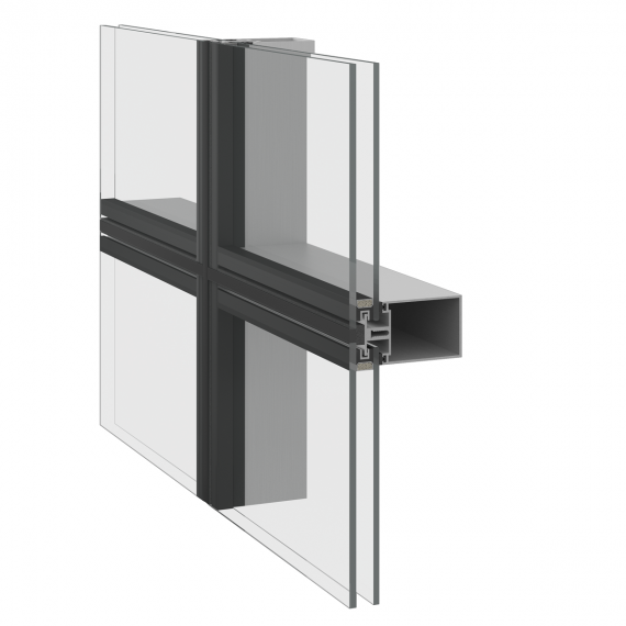 Inoform F7S Structural Facade system
