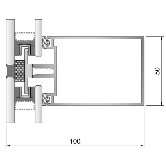 Inoform-F7S-Structural-Horizontal-section